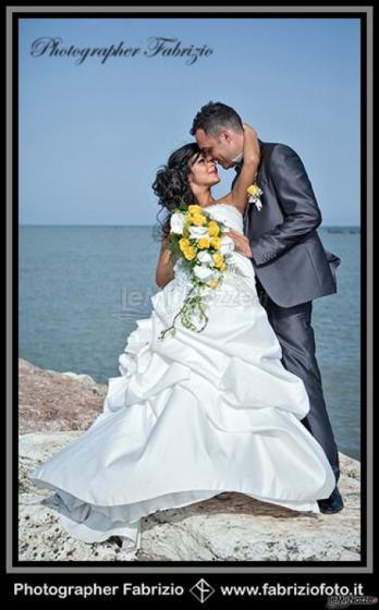 Fabrizio Foto - Foto degli sposi al mare