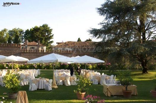 Ricevimento di matrimonio in giardino l 39 aranciera foto 8 - Matrimonio in giardino ...