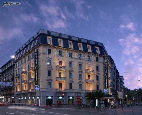 Hotel Principe Di Galles Milano