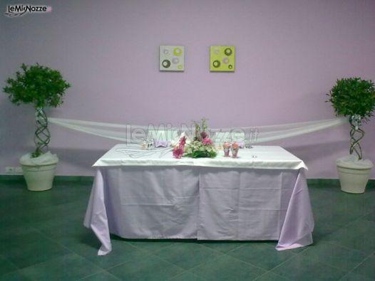 Il tavolo degli sposi ristorante dej vu foto 1 for Sala degli sposi
