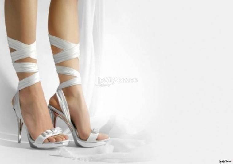 Scarpe da sposa a Trani