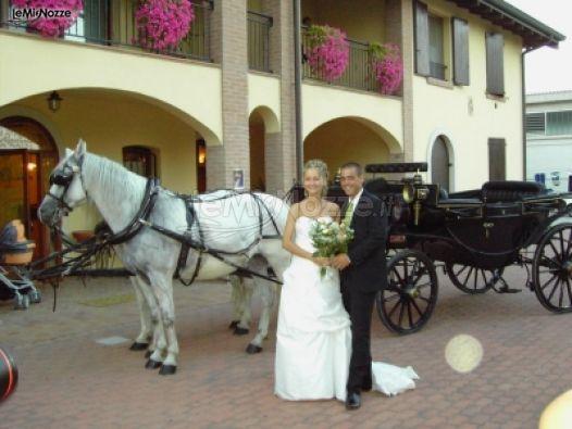 Agriturismo I Salici per ricevimenti di matrimonio a Bologna
