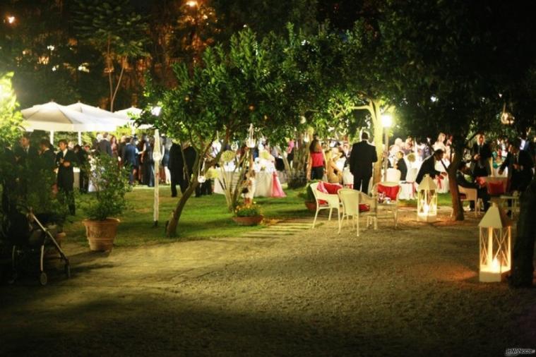 La Terra degli Aranci - Ricevimento di matrimonio serale