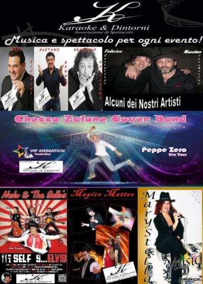 Locandina Karaoke e Dintorni