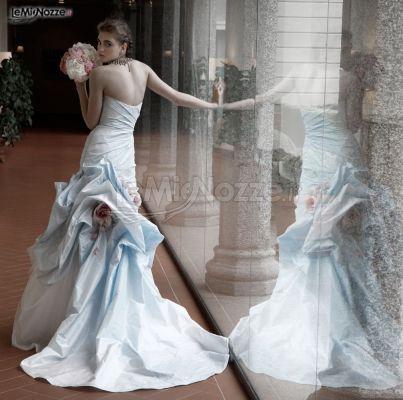Aimee Abiti Da Sposa.Foto 54 Abiti Da Sposa Colorati Abito Da Sposa Con Rose