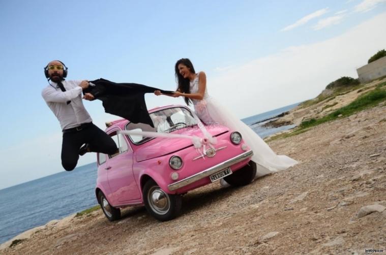 Partecipazioni Matrimonio Con Fiat 500.Frog Il Dj Del Matrimonio Lemienozze It
