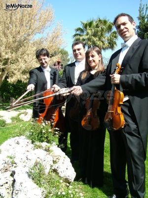 Quartetto per il matrimonio