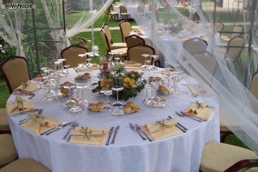 Ricevimento di matrimonio in giardino villa faggiotto - Matrimonio in giardino ...