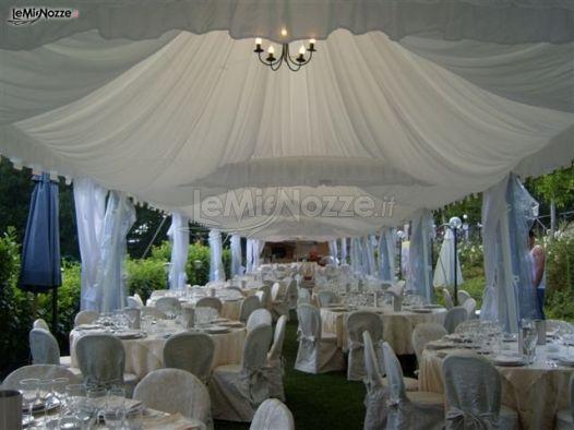 Foto 2 - Gazebo per matrimoni - Latini Group - Allestimenti per matrimoni ad Albano Laziale ...