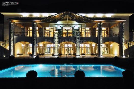 La Tacita Country Club per matrimoni a Rieti