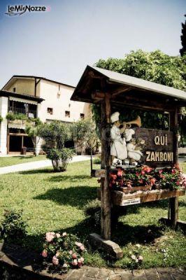 Trattoria per il matrimonio a Vicenza - Trattoria Zamboni