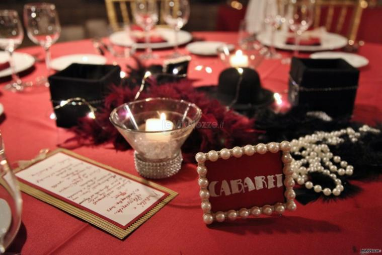Matrimonio Tema Musical : Foto centrotavola matrimonio allestimento tavolo