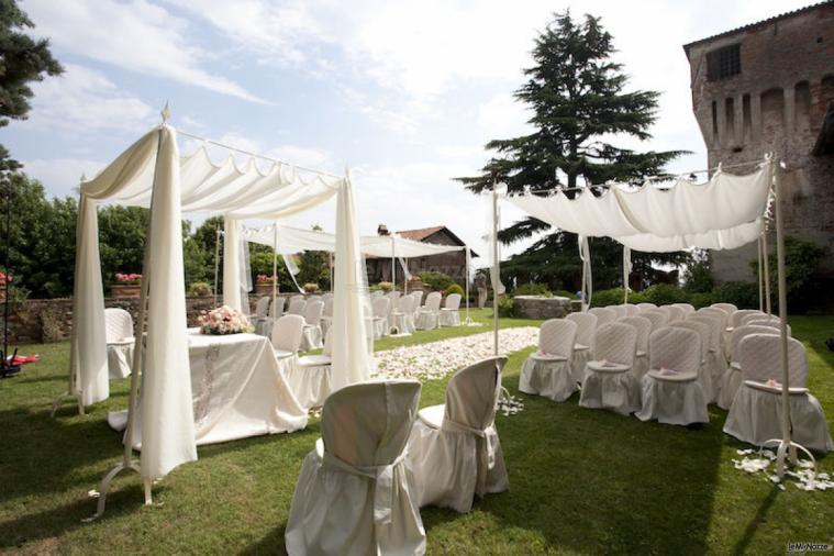 Cerimonia in giardino 