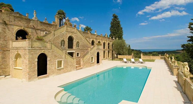 Villa Pomezia Affitto