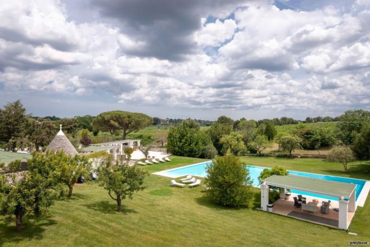 Villa Cenci - Una vista panoramica