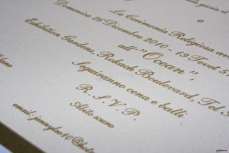 Partecipazioni Matrimonio Scritte.Tipografia Pesatori Partecipazioni Scritte A Mano Tipografia