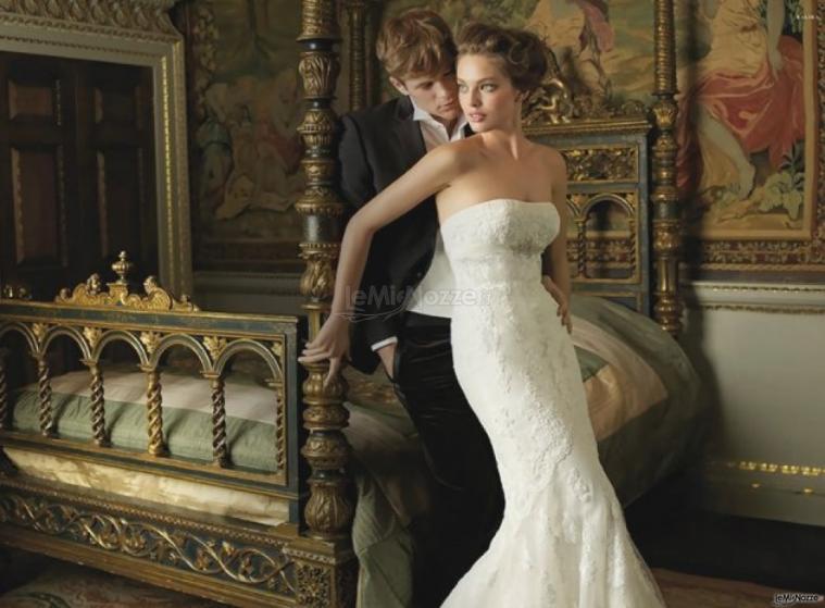 Noleggio abiti da sposa caltanissetta