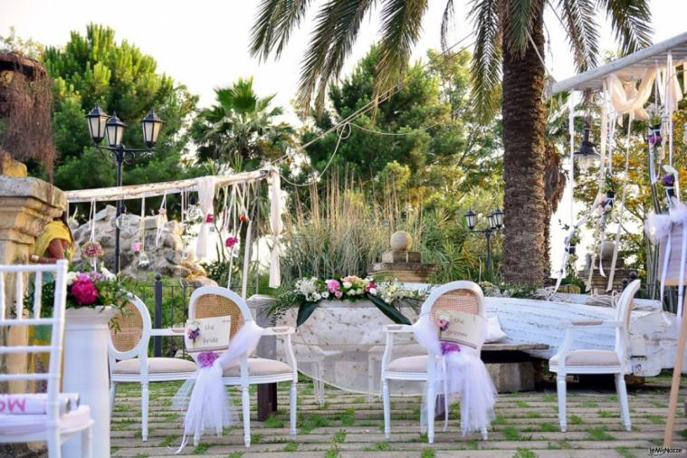 Villa Madama - La location da sogno per il matrimonio a Lecce