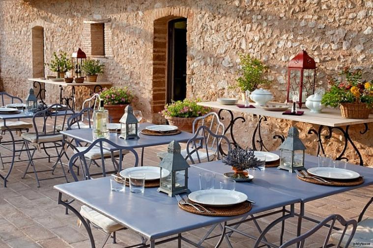 Pranzo all'aperto - Borgo della Marmotta Farm Resort - Foto 7