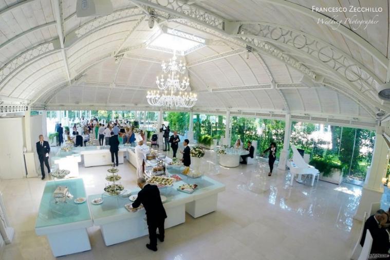 Villa Ciardi - Buffet di nozze