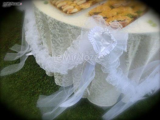 Addobbi per il ricevimento di matrimonio beb lul for Addobbi per promessa di matrimonio