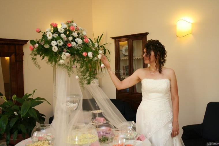 D'Aguanno Broadcast Foto - La sposa al ricevimento