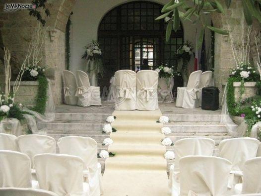Decorazioni Matrimonio Arancione : Fiori darancio fioristi addobbi floreali per il matrimonio