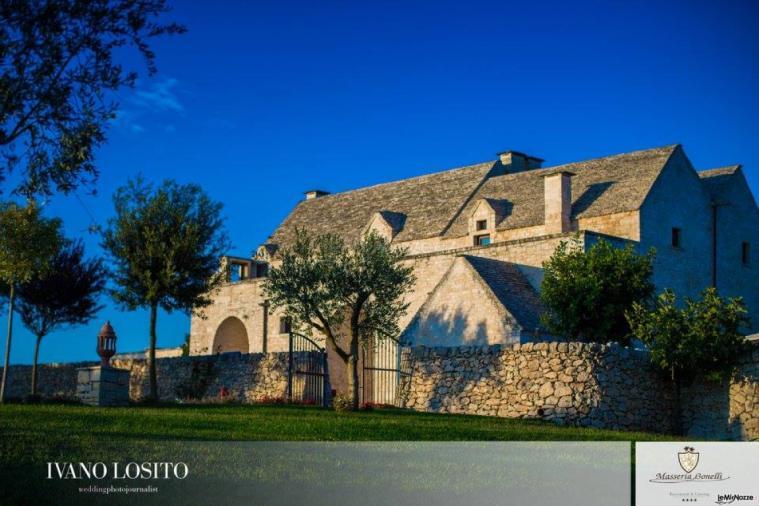 Masseria Bonelli - Masseria per matrimoni a Noci (Bari)