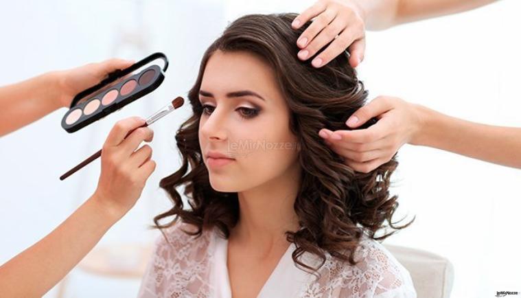 Alessandra Make-up Artist - Il trucco per la sposa a Verona