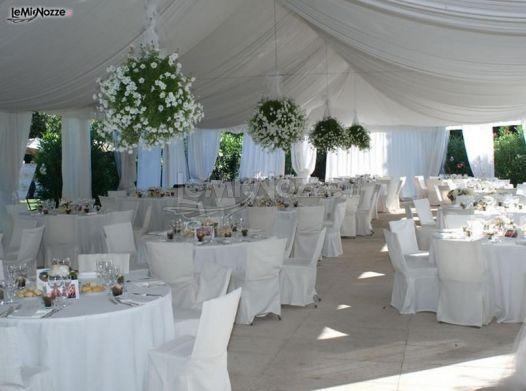 Matrimonio In Giardino : Matrimonio in giardino la casa di papi foto