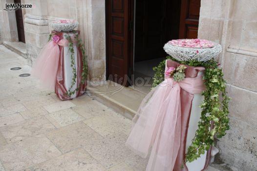 Preferenza Foto 16 - Addobbi floreali chiesa e cerimonia - Decorazione con NT29