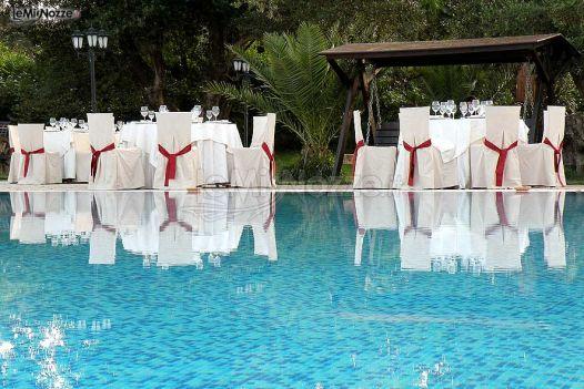 Feudo degli ulivi catanzaro ricevimento di matrimonio a for Matrimonio bordo piscina