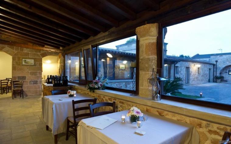 Tenuta San Leonardo - La sala per il ricevimento di nozze