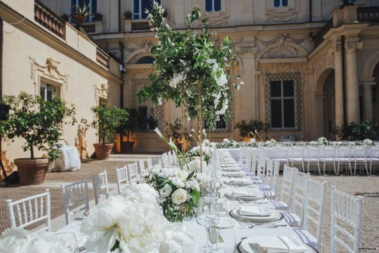 The V. Event Design - Servizi di wedding planner a Roma e Milano