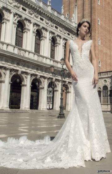 sports shoes 07633 a2272 Foto 24 - Abiti da sposa a sirena - Delì Atelier Sposa ...