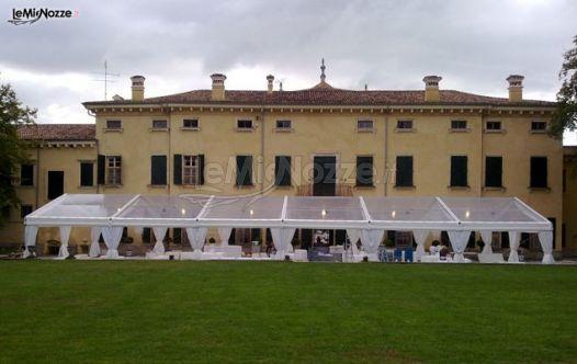 Gazebo Per Matrimonio In Giardino : Foto gazebo per matrimoni allestimento del