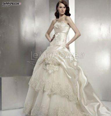 cce456f59a69 Angelo Leoni Abiti da Sposa - selezione di abiti da sposa