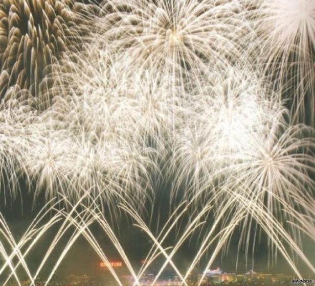 La Pirotecnica Pugliese - Fuochi d'artificio per il matrimonio a Matera
