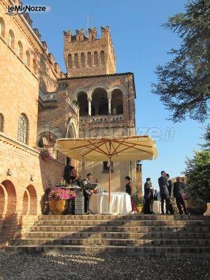 Castello per il matrimonio a Pavia - Castello di Mornico