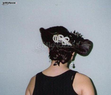 Foto 89 - Acconciature da sposa capelli raccolti - Acconciatura da ... f2b46eeada6d