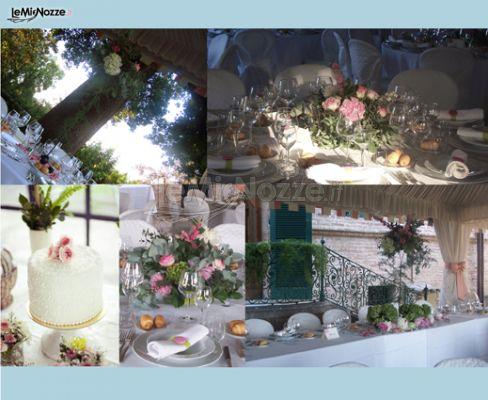 Allestimento di un matrimonio vintage - Feste da Favola