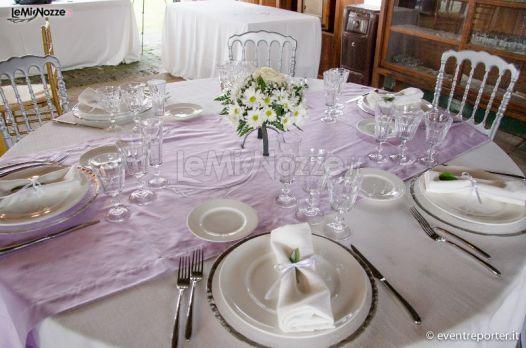 Matrimonio In Lilla : Foto matrimonio in lilla mise en place lilla per il