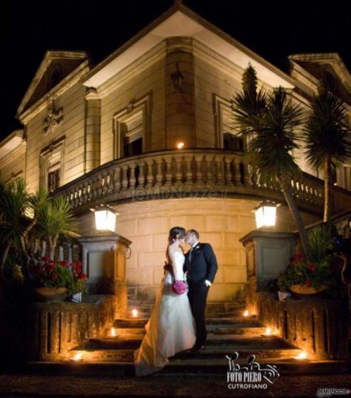 Villa Vergine - Servizio fotografico di matrimonio presso la villa