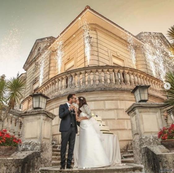 Villa Vergine - Foto ricordo per gli sposi
