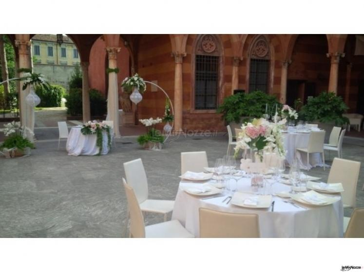 Palazzo Trecchi - La raffinatezza dei particolari per il matrimonio