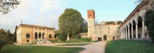 Villa per il matrimonio a Verona - Villa Cà Vendri