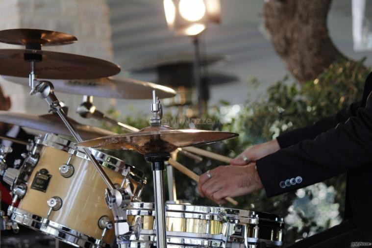 Novilunio Band - Batterista per le nozze a Potenza