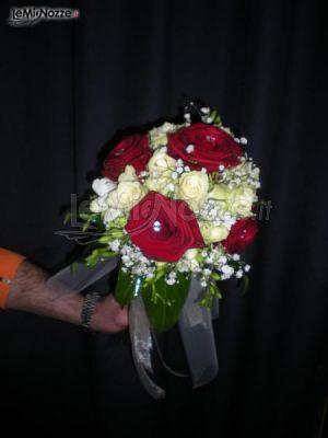 Foto 71 bouquet originali bouquet di rose rosse e for Immagini con brillantini