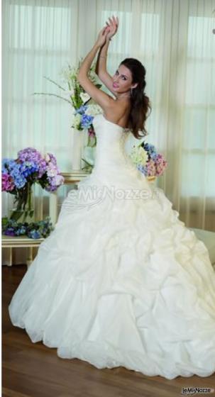 best website 1e5b1 62e2f Foto 71 - Abiti da sposa principeschi - Abito da sposa ...