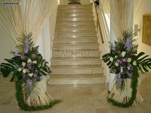 Fiori per la casa della sposa fedelfiori foto 9 - Addobbi floreali casa sposa ...